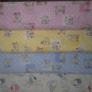 otroško blago za izdelavo posteljnine